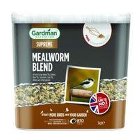 Gardman Mealworm Blend 3kg