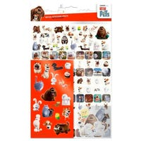 Secret Life of Pets Stickers