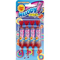 Chupa Chups Melody Pops Strawberry 4 Pack