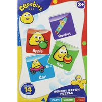 Cbeebies My First Puzzle Memory Match