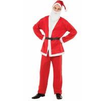 Santa Adult Dress Up Suit