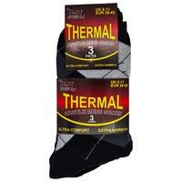 Mens Thermal Argyle Socks 3 Pack