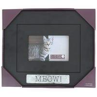Meow Photo Frame 6x4