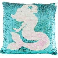 Sequin Cushion Mermaid