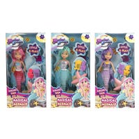 Magical Mermaid Doll Assorted
