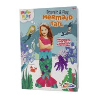 DIY Mermaid Tail Kit
