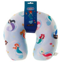 Enchanted Seas Mermaid Travel Pillow