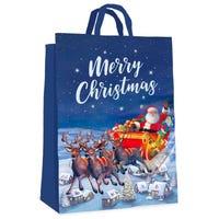Christmas Traditional Super Jumbo Gift Bag