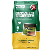 Gardman No Mess Seed Mix 2.7kg