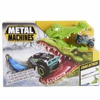 Zuru Metal Machines Croc Attack Playset