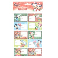 Disney Mickey Gift Labels 40 Pack