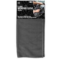 Large Microfibre Cloths 2 Pack