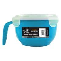 Microwavable Food Bowl Blue