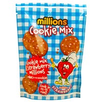 Millions Strawberry Cookie Mix 180g