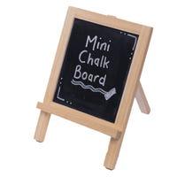 Mini Chalk Board Easle