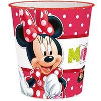 Minnie Mouse Waste Bin