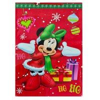Disney Christmas Minnie Mouse XXL Gift Bag