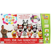 Clay Buddies Value Pack Mister Maker