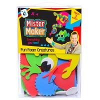 Mister Maker Foam Creatures Kit