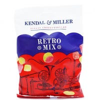 Kendal and Miller Retro Mix 225g