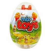 Mix Egg Toys 100g