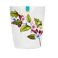 Edgo Melamine Mixed Flowers Tumbler