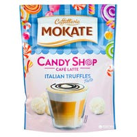 Mokate Candy Shop Italian Truffle Latte Instant Coffee 110g