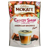 Mokate Candy Shop American Brownie Latte Instant Coffee 110g