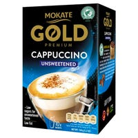 Mokate Unsweetened Cappuccino 10 Pack