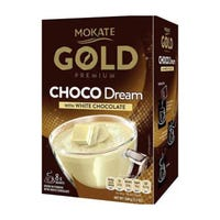 Mokate Gold Premium Chocolate Dream White Chocolate 8 Pack