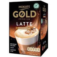 Mokate Gold Premium Gingerbread Latte 10 Pack
