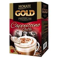 Mokate Gold Premium Cappuccino Caffe 10 Sachets