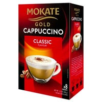 Mokate Gold Cappuccino Classic Pouch 8 Sachets