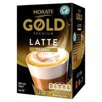 Mokate Gold Premium Caffe Latte 10 Sachets