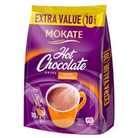 Mokate Salted Caramel Hot Chocolate 10 Pack