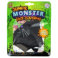 Heebie Jeebies Junior Monster Face Covering in Cat
