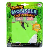 Heebie Jeebies Junior Monster Face Covering in Witch