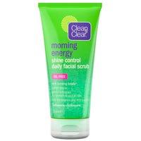 Clean & Clear Daily Facial Scrub Shine Control 100ml