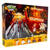 Mould and Create Volcanic Eruptions Kit