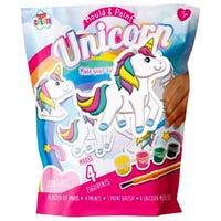 Make Your Own Unicorn Figurines 4 Designs