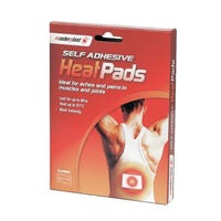 Masterplast Heat Pads 2 Pack