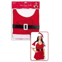 Christmas Mrs Claus Costume