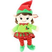 Mrs Elf Soft Toy 36cm