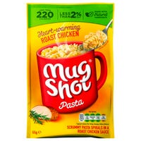 Mug Shot Snack Stop Roast Chicken Pasta 53g