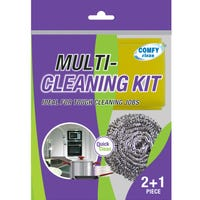 Multi Cleaning Kit 3 Piece