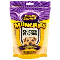 Munchies Chicken Flavour Dog Treats 250g