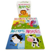 My Little Library of Animals Book Collection