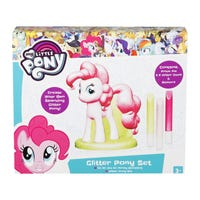 My Little Pony Pinkie Pie Glitter Pony Set
