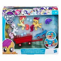 My Little Pony Friendship Is Magic Cruising Cutie Mark Crusaders