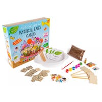 Grow and Decorate Your Own Mystical Fairy Garden